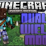 Dual Wield Pocket Edition Mod