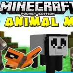 Mo' Animals Mod Minecraft Pocket Edition 0.10.5 Mod