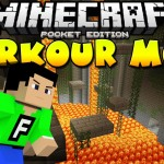 Minecraft PE: 0.10.5: Parkour Mod Download