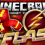 The Flash Pocket Edition Mod Download