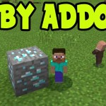 Minecraft Pocket Edition 0.16.0 Baby Character Addon